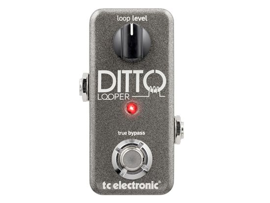 TC Electronic Releases the Ditto Looper