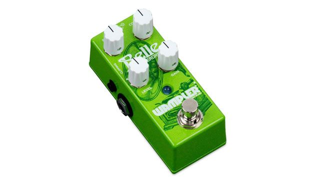 Wampler Pedals Announces the Belle Overdrive