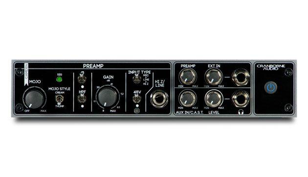 Cranborne Audio Introduces the Camden EC1