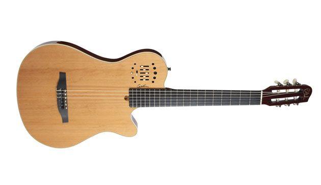 Godin Guitars Launches the Multiac Grand Concert Deluxe