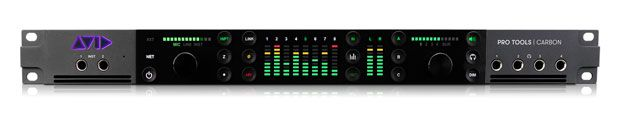 Avid Introduces the Carbon Audio Interface