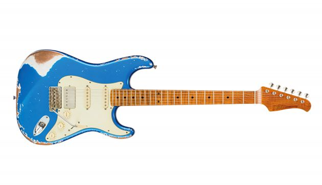 Xotic Guitars Introduces the California Classic Series