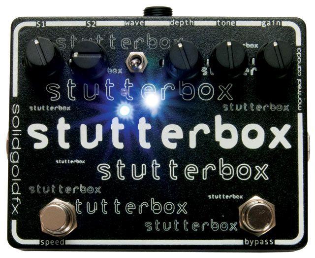 SolidGoldFX Stutterbox Tremolo Pedal Review