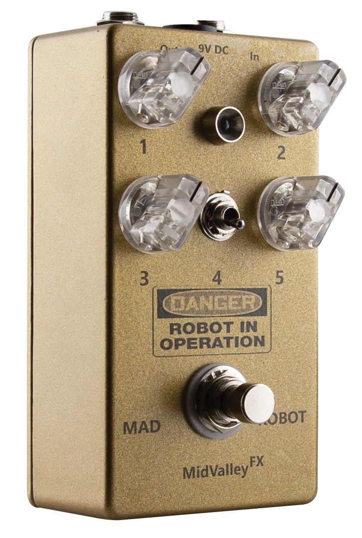 Quick Hit: MidValleyFx Mad Robot Review