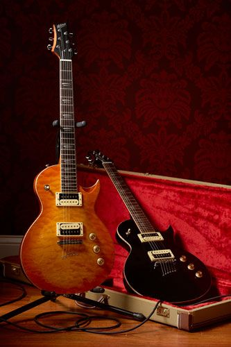 Mitchell Guitars Introduces MS400 Series