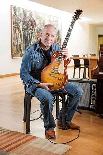 Gibson Custom Announces the Mark Knopfler 1958 Les Paul