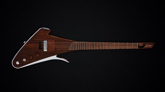 Lava Guitars Announces the Lava Drop Line
