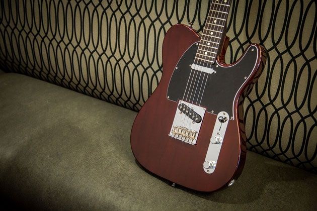 Fender Unveils Limited-Edition American Standard Telecaster