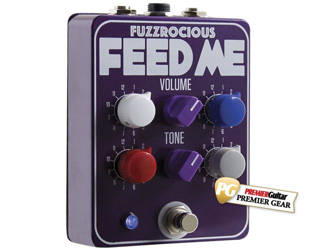 Fuzzrocious Feed Me Review
