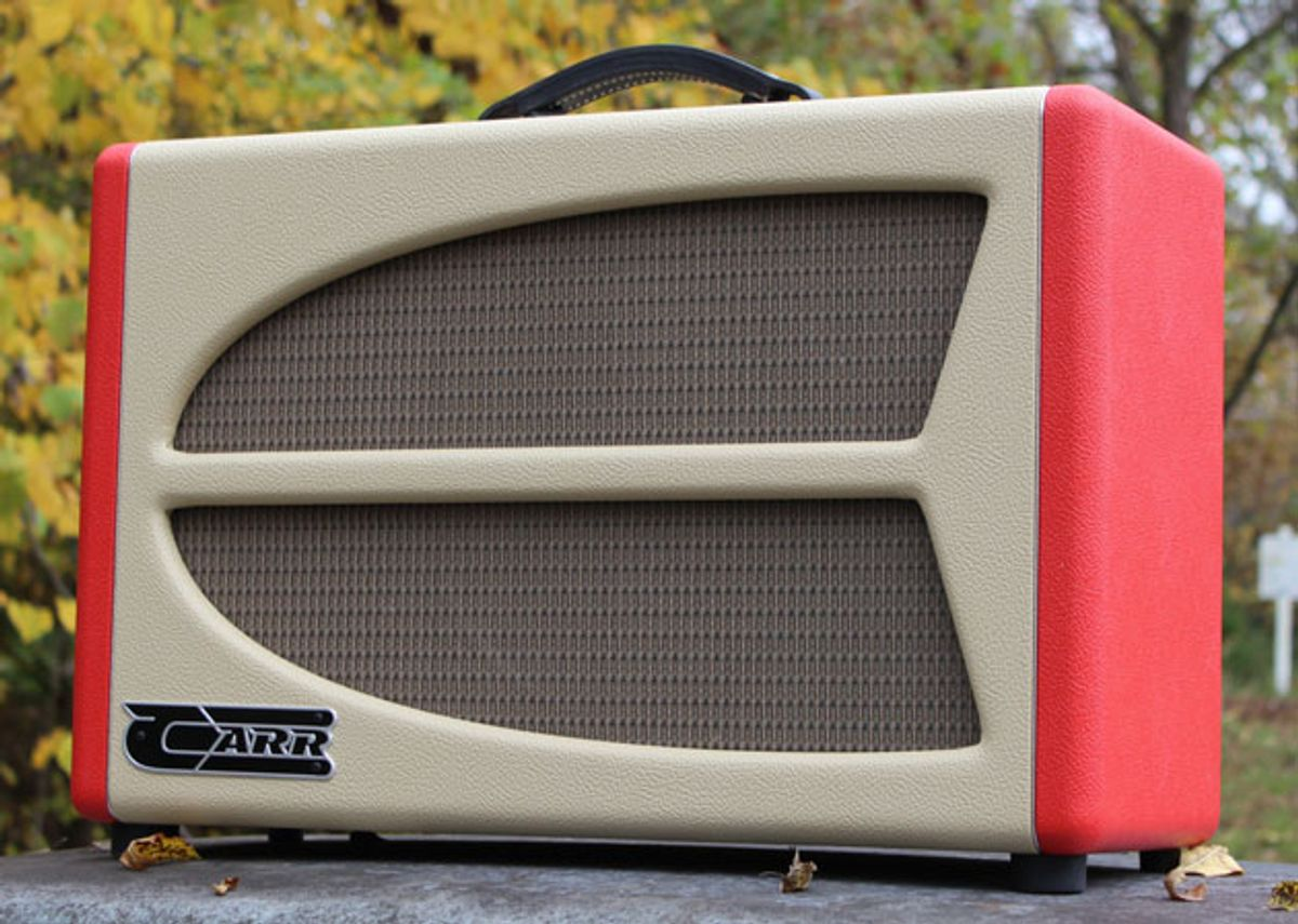 Carr Amps Announces the Lincoln