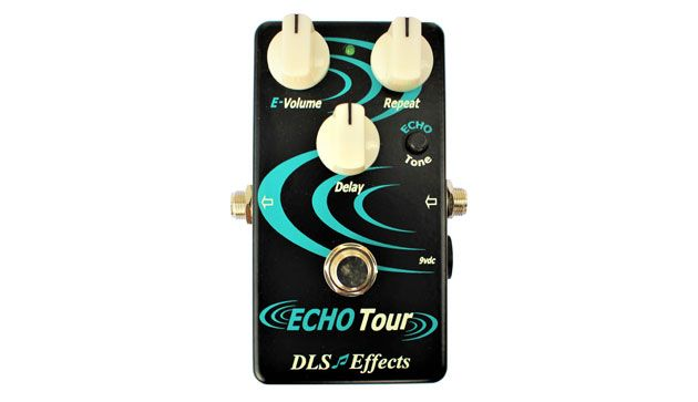 DLS Effects Introduces the EchoTour Analog Delay