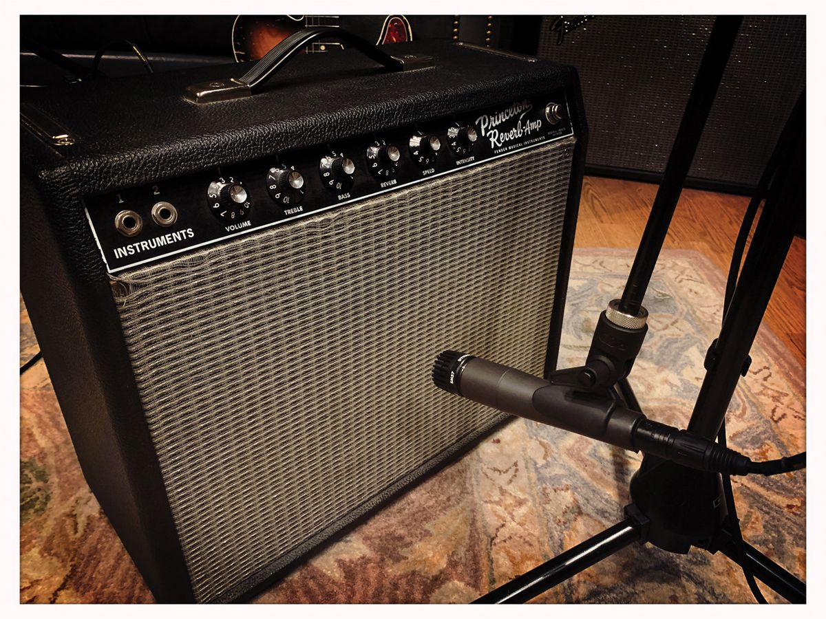 Recording Dojo: How to Get Big Sounds from Little Amps