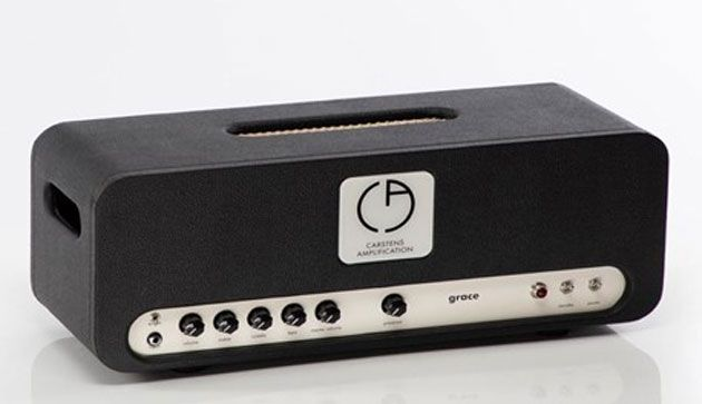 Carstens Amplification Unveils Signature Billy Corgan Grace Amp