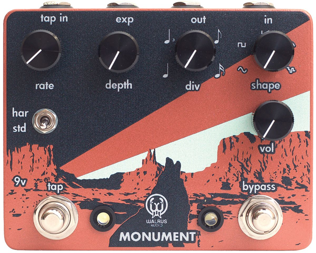 Walrus Monument Review