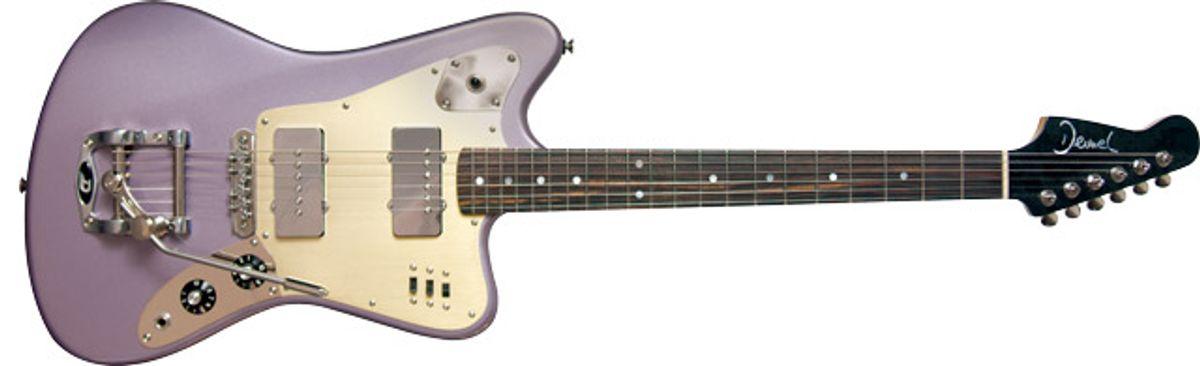 Deimel Firestar Electric Guitar Review