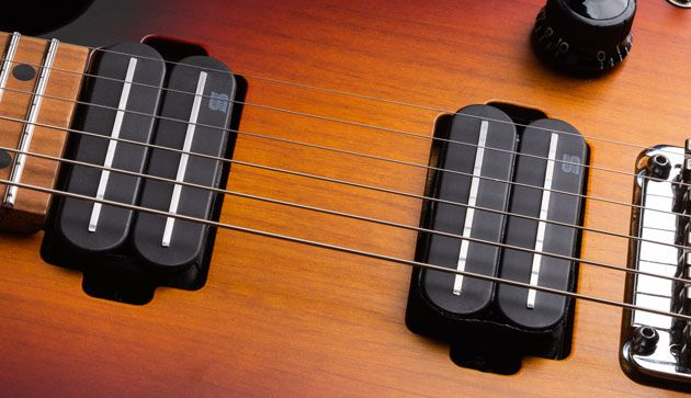 Seymour Duncan Releases Signature Wes Hauch Jupiter Rails Pickups