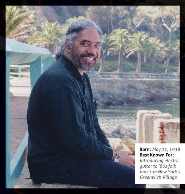 Forgotten Heroes: Bruce Langhorne