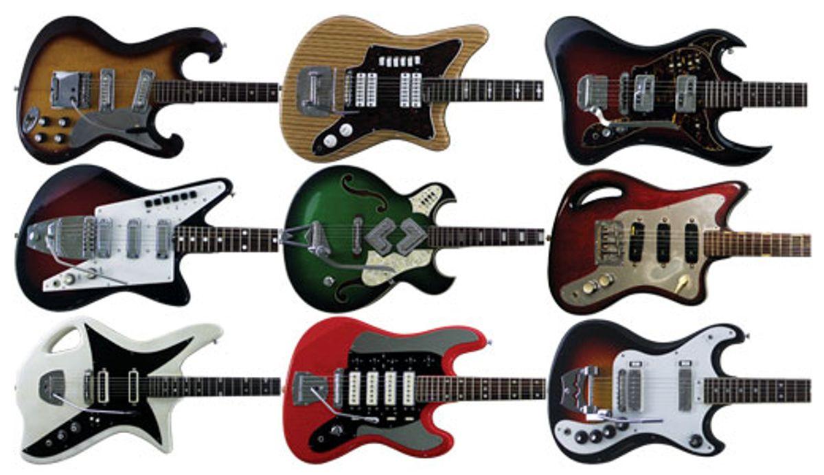 Weird Guitars: Vintage Freak Show