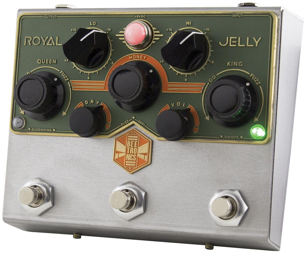 Beetronics Royal Jelly Review