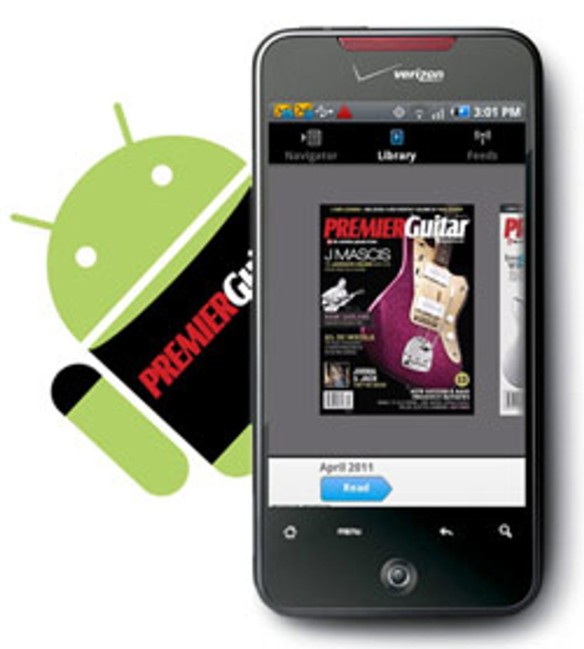 Premier Guitar Launches Free Android App