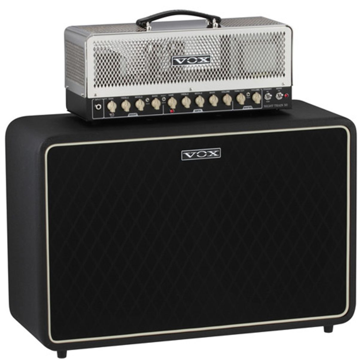 Vox Now Shipping Night Train 50 Head and V212NT Cab