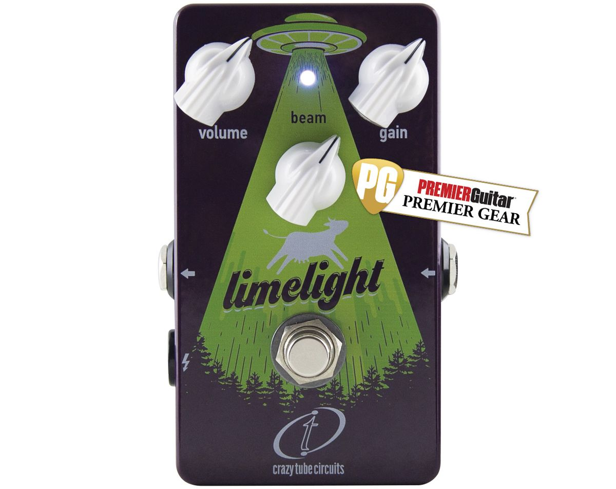 Crazy Tube Limelight Review