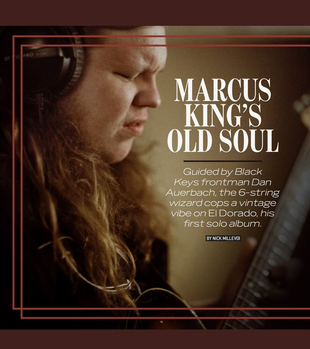 Marcus King's Old Soul