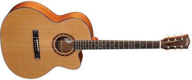 Titanic Guitars to Launch at NAMM 2012