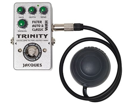 Jacques Pedals Releases Trinity Wah