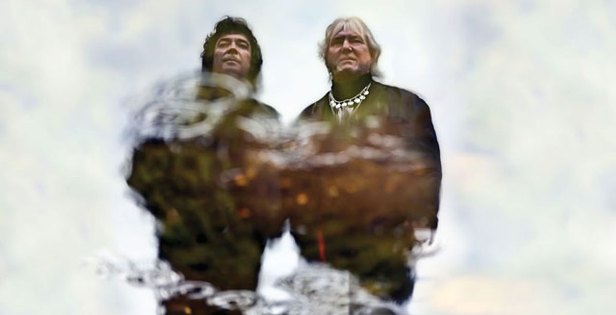 Interview: Steve Hackett and Chris Squire In Harmony With Squackett