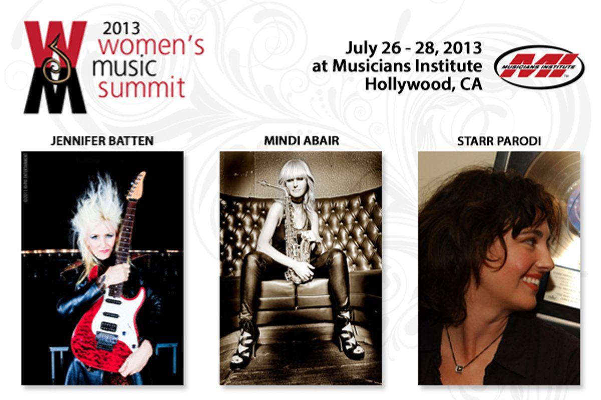 The Women's International Music Network Announces 2013 Summit