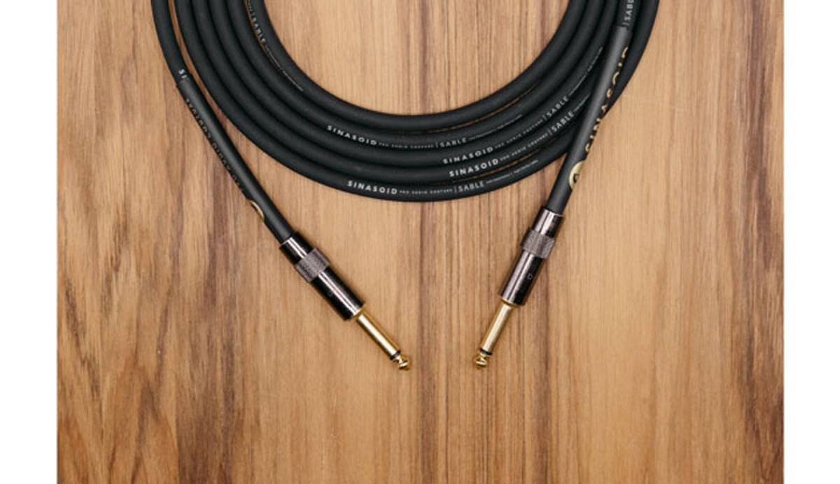 Sinasoid Introduces Sable Line of Cables