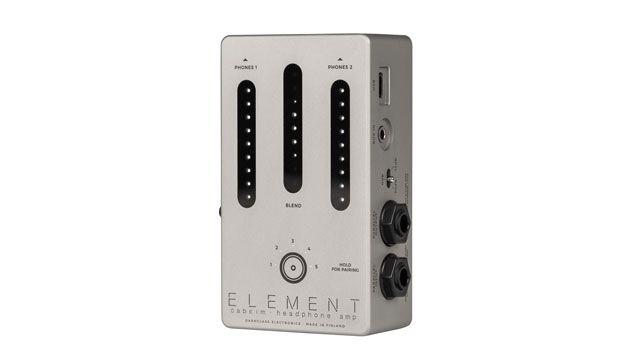 Darkglass Electronics Announces the Element