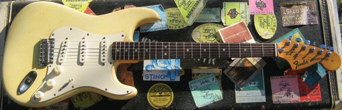 """1971 Fender """"Bullet"""" Stratocaster"""