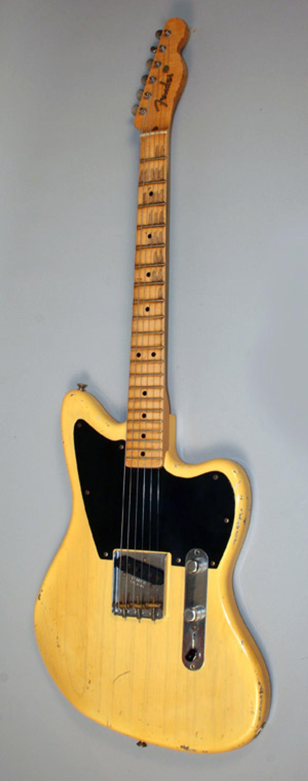 "Fender Custom Shop ""Telemaster"" Prototype"