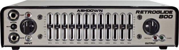Ashdown Unveils the Retroglide 800