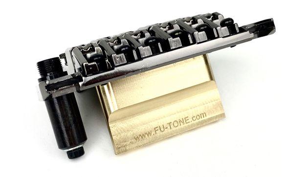 FU-Tone Releases Brass Block Upgrade for Ibanez Edge Zero II