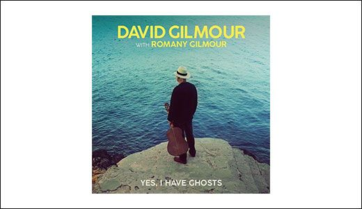 """Listen to David Gilmour's New Track, """"Yes, I Have Ghosts"""""""