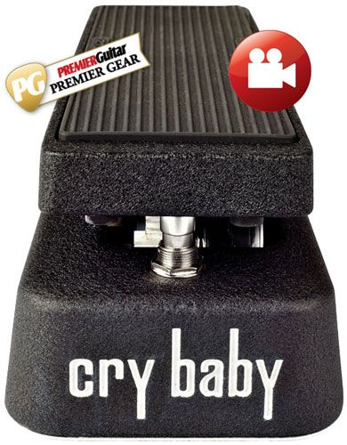 Dunlop CM95 Clyde McCoy Wah Review