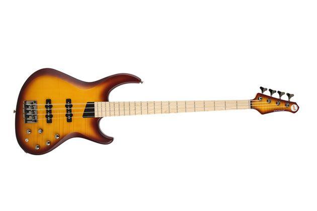 MTD Kingston Unveils the Saratoga Deluxe Jazz Bass