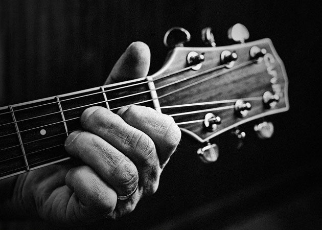Three Sides to Solo Guitar