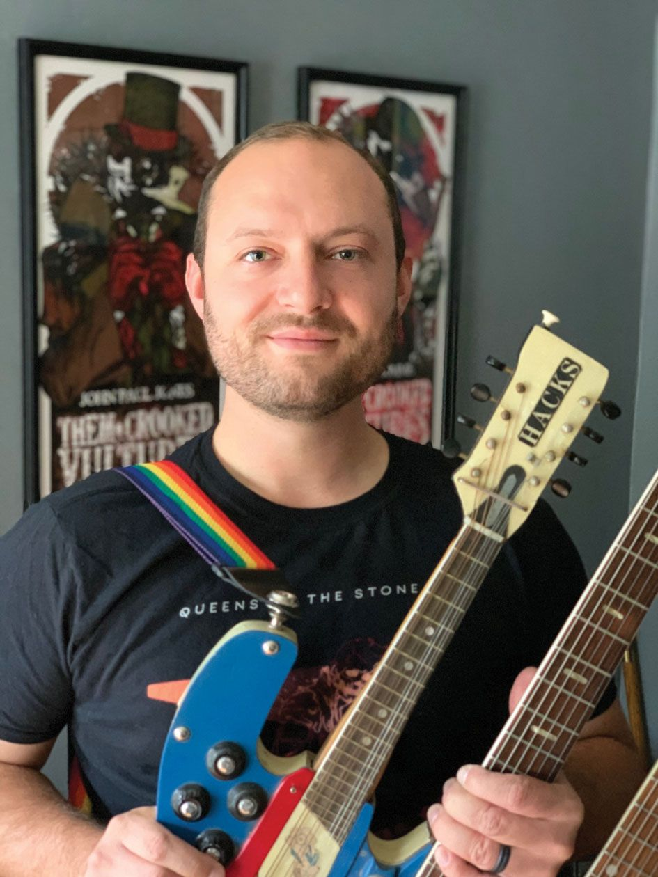 "Reader Guitar of the Month: Triple-Neck ""Hack"""