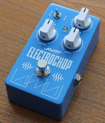 Magnetic Effects Announces Electrochop