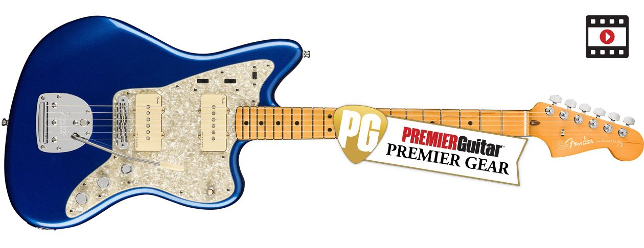 Fender American Ultra Jazzmaster: The Premier Guitar Review