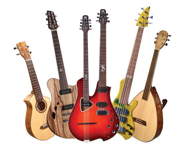 Builder Profile: Israeli Luthiers