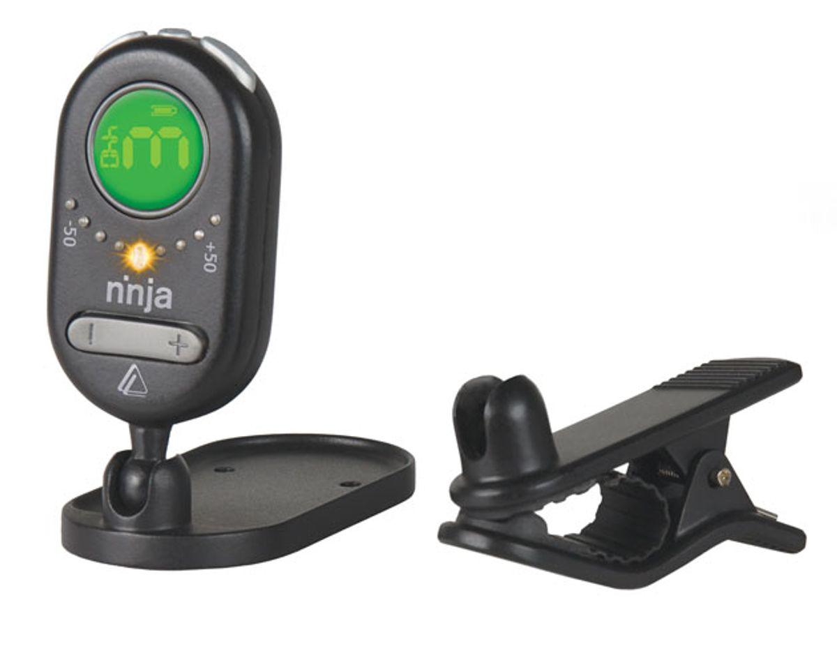 DeltaLab Announces the NT-100 Ninja Tuner
