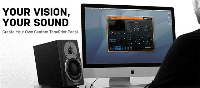 TC Electronic Releases TonePrints Editor