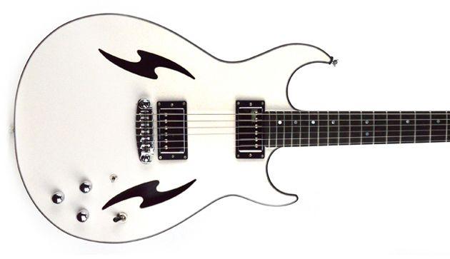 Tim Reede Guitars Introduces the Mercury