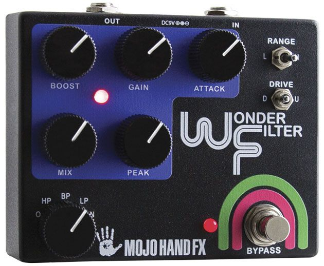 Mojo Hand Fx Wonder Filter Review