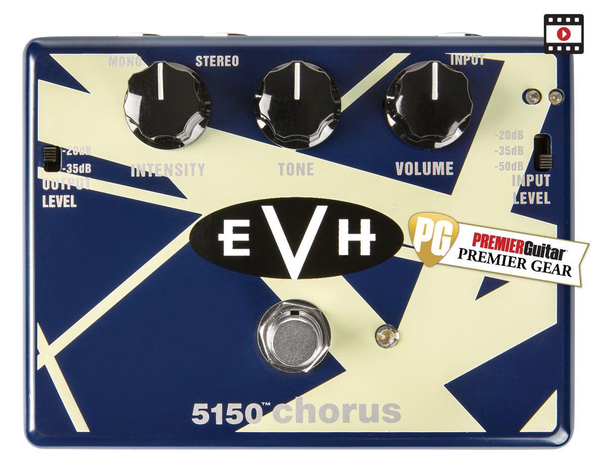 MXR EVH 5150 Chorus Review